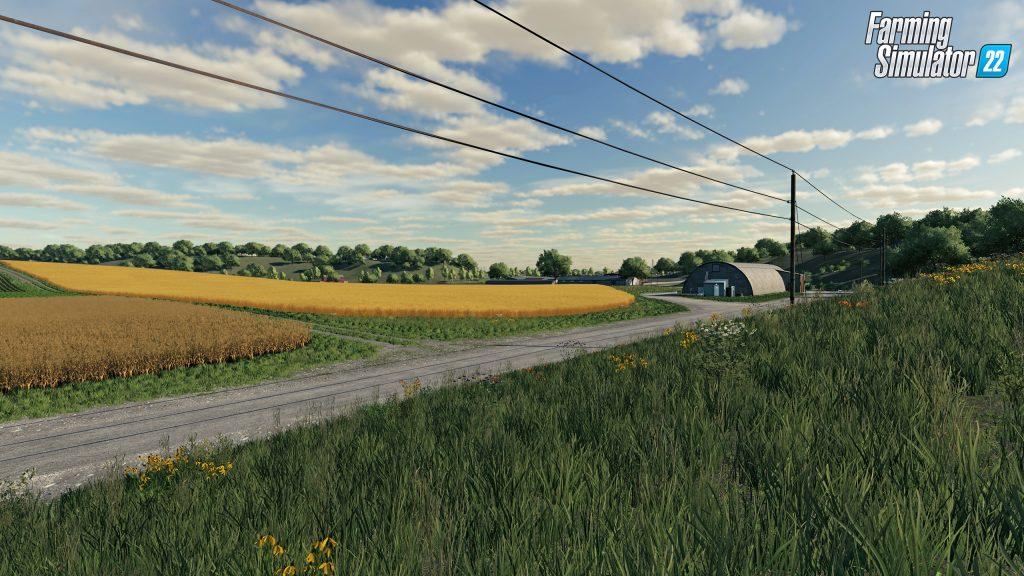 Farming Simulator 22: Nowa początkowa mapa USA